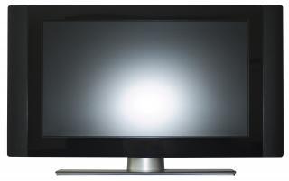 Fernsehen, elektronik