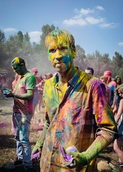 Fest der farben colorfest