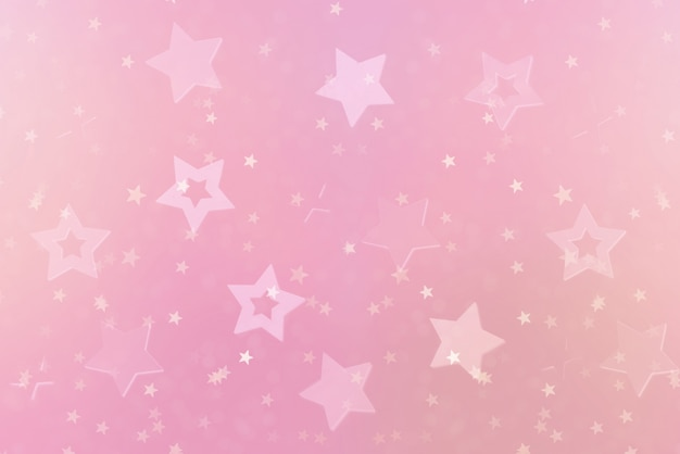 Festlicher abstrakter hintergrund mit blauen sternen.