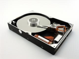 Festplatte, zylinder