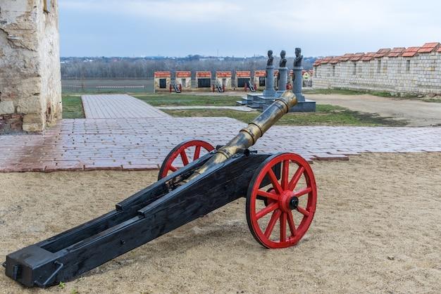 Festung in bender, transnistrien, moldawien
