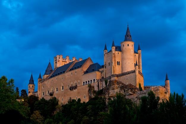 Festung von segovia