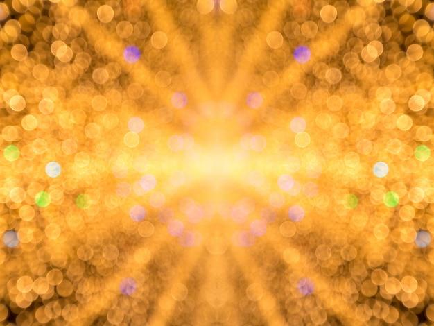 Festzelt licht verwischen hintergrund