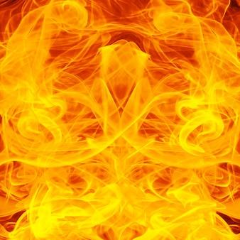 Feuer & flammen hintergrund