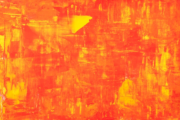 Feuerfarbenhintergrund, strukturierte abstrakte malerei mit mischfarbentapete