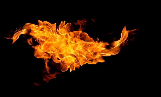 Feuerflammen