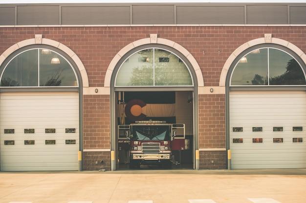 Feuerwehrmänner von colorado