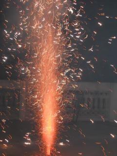 Feuerwerk, cracker