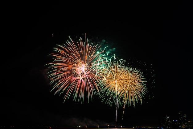 Feuerwerk festival