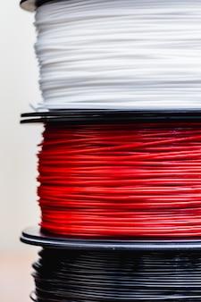 Filament für 3d-drucker kristall