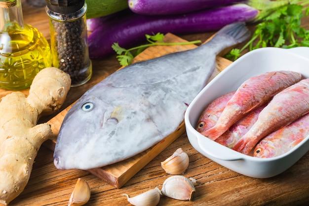 Filefish, thread-segel filefish,