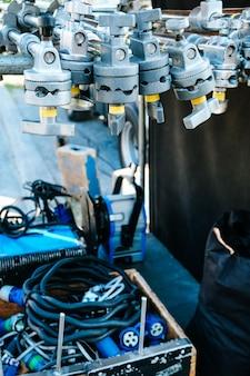 Film crew ausrüstung