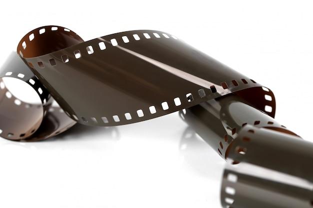 Filmstreifen isoliert