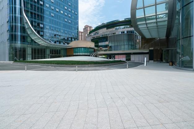 Financial center plaza und bürogebäude chongqing china