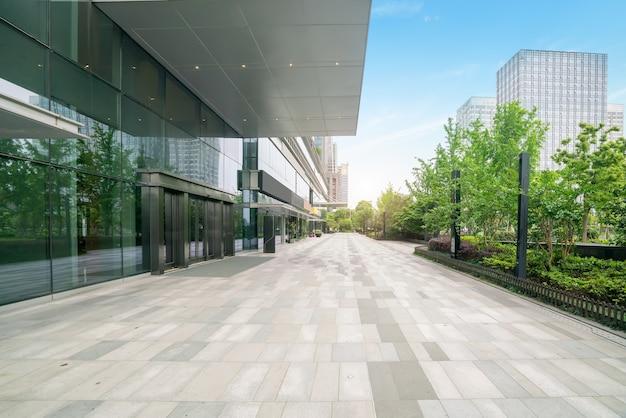 Financial center plaza und bürogebäude, chongqing, china