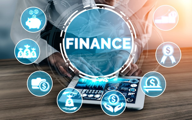 Finanz- und geldtransaktionstechnologie