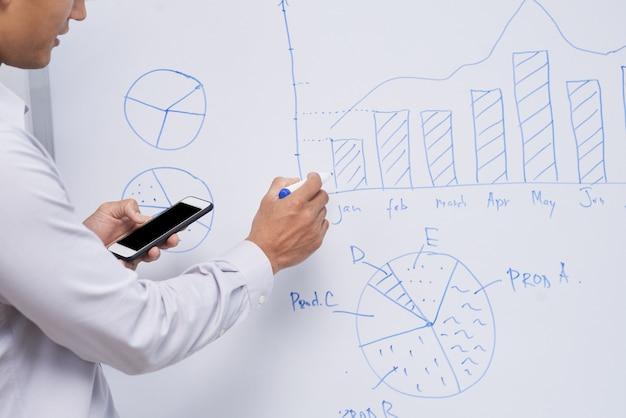 Finanzdiagramm kopieren