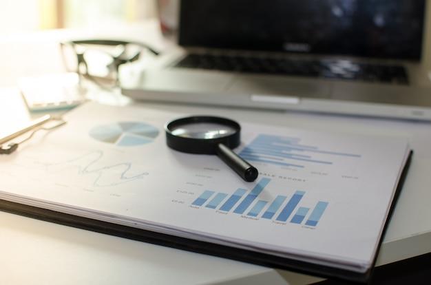 Finanzdiagramm