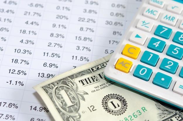 Finanziell und geld