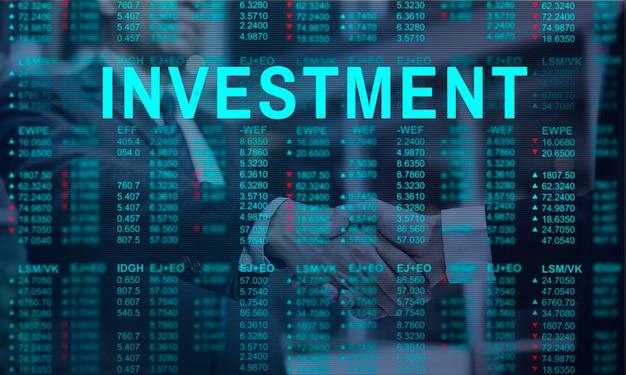 Finanzielle unternehmensinvestition