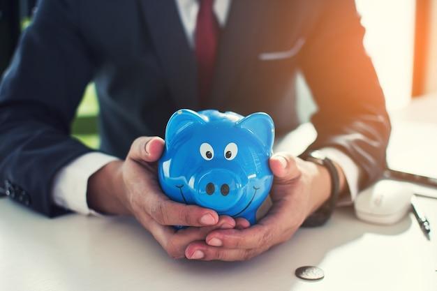 Finanzielles erfolgskonzept