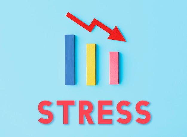 Finanzielles versagenskonzept der rezessionsstatistik