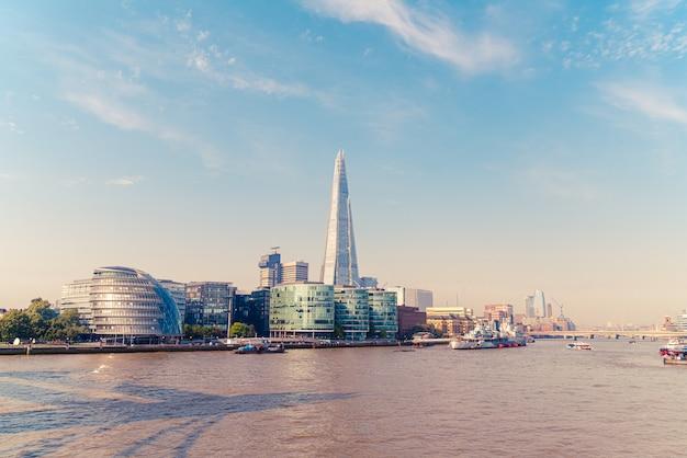 Finanzviertel von london