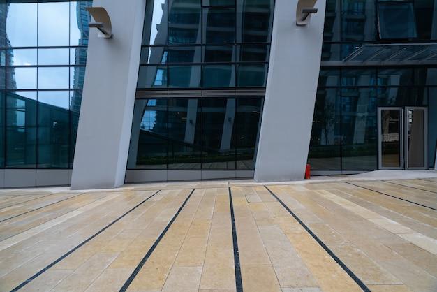 Finanzzentrum plaza und bürogebäude chongqing china