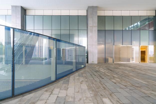 Finanzzentrum plaza und bürogebäude