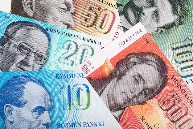 Finnischer markka berechnet hintergrund