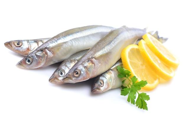 Fisch riechen
