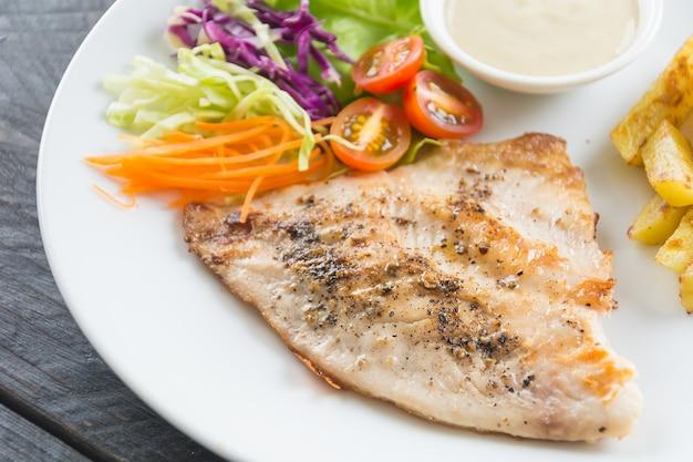 Fisch steak