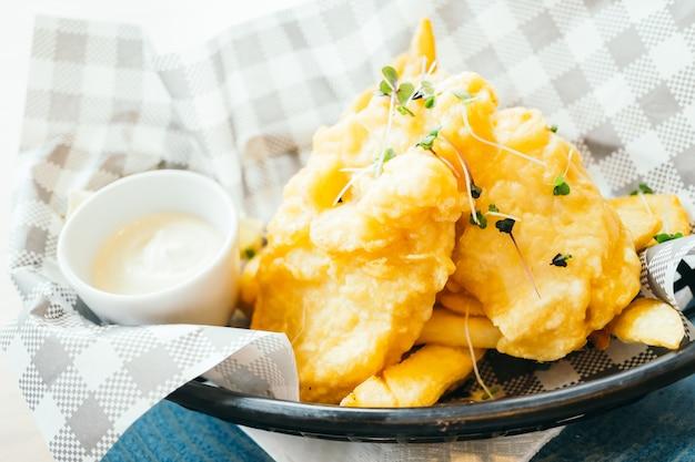 Fisch und chips