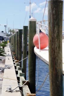 Fischerboot pier