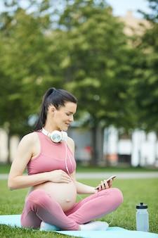 Fitness für schwangere frauen