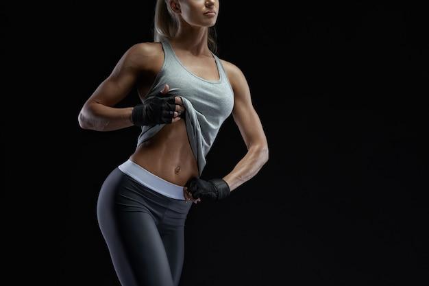 Fitness mädchentraining