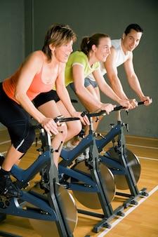 Fitness radfahren