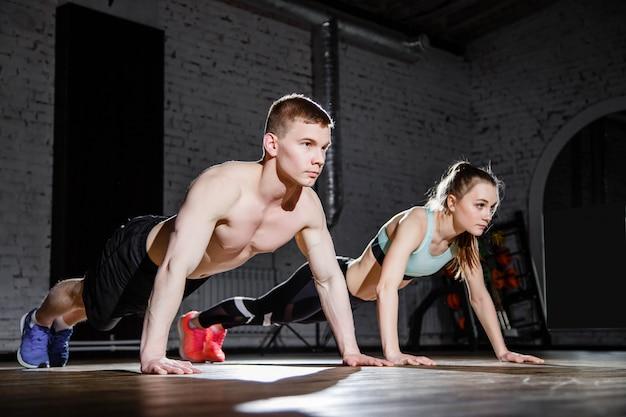 Fitness, sport, training, fitness und lifestyle