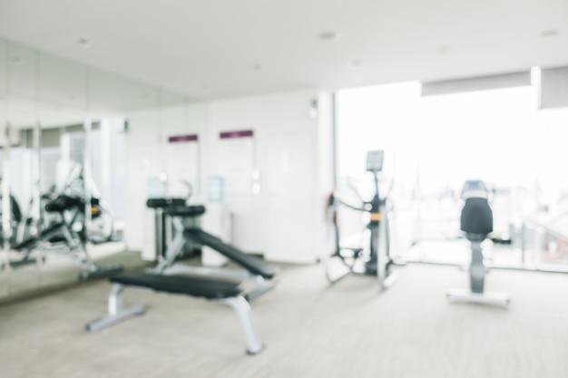 Fitness und fitness verwischen