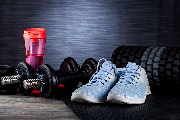 Fitnessgeräte für einen gesunden lebensstil