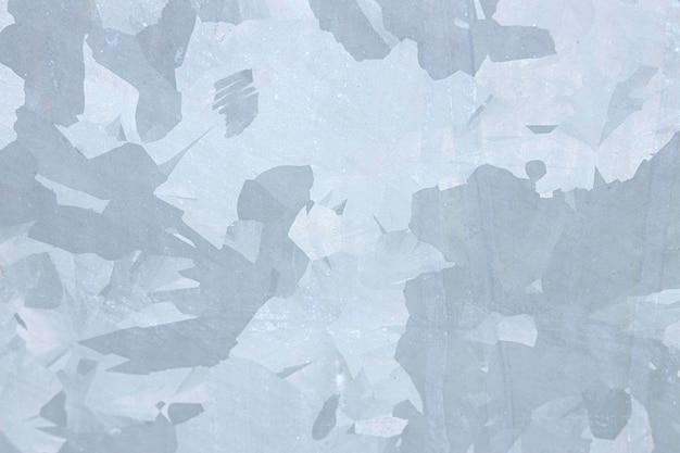 Flache lag abstrakte metallhintergrundnahaufnahme