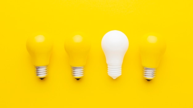 Flache laie abstrakte innovationszusammensetzung
