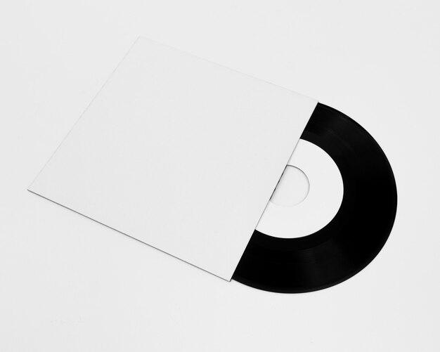Flache zusammensetzung der vinylverpackung