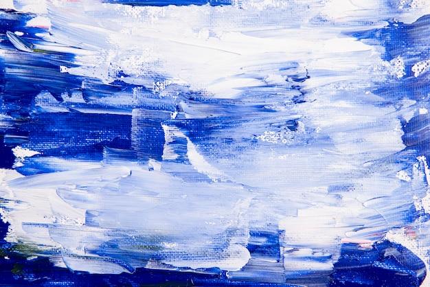 Flacher lay-acrylfarbe-hintergrund
