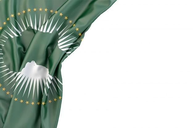 Flagge der afrikanischen union