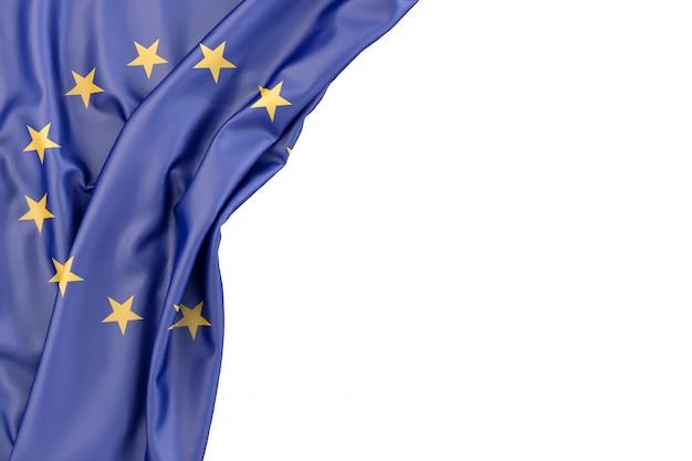 Flagge der europäischen union Premium Fotos