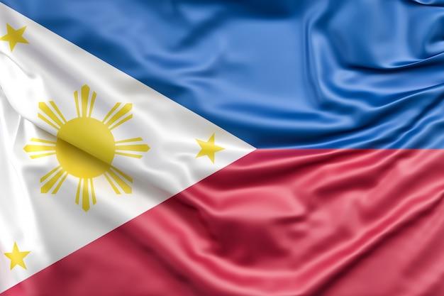 Flagge der philippinen