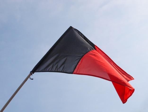 Flagge des aostatals