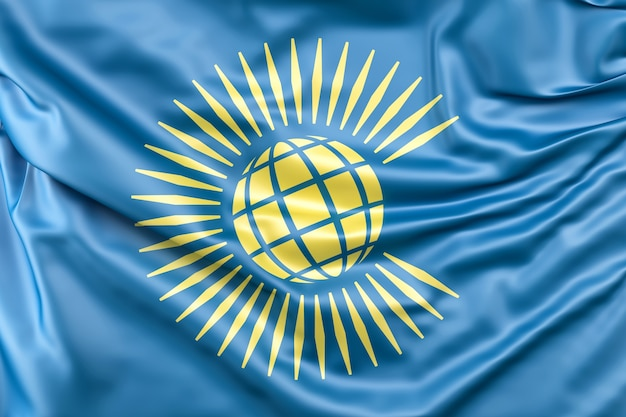 Flagge des commonwealth of nations