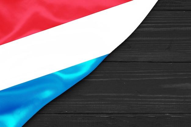 Flagge des luxemburgischen kopierraums